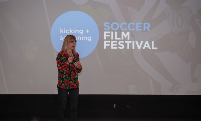 Football for better or for worse, K+S Soccer film festival, New York